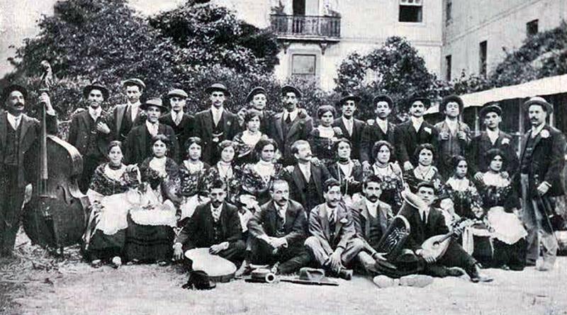 A música tradicional portuguesa – pioneiros das recolhas (III)