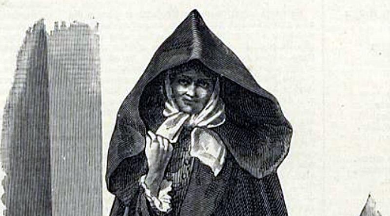 Traje de mulher da ilha do Faial (pormenor)