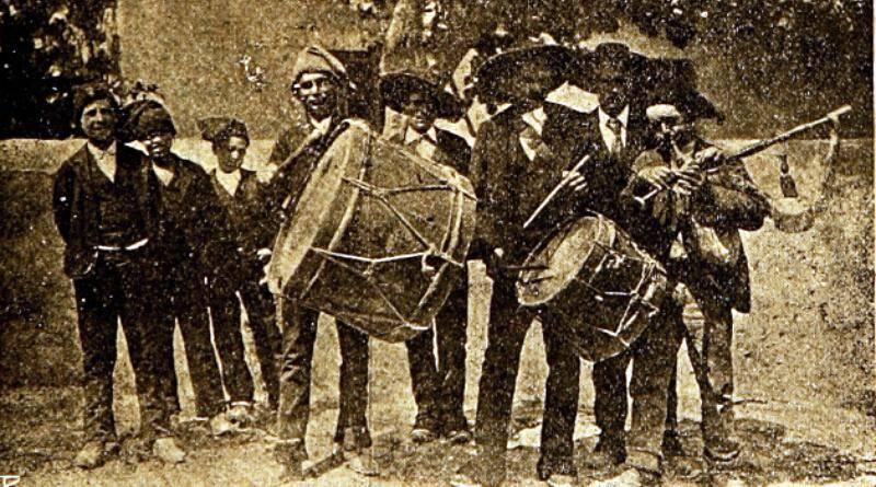 Música tradicional portuguesa – metodologias de recolha (I)