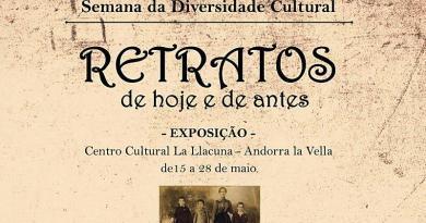 """""""Retratos de hoje e de antes"""" levam Andorra ao Portugal dos inícios de século XX"""