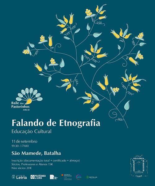 """""""Falando de Etnografia"""" - """"Educação Cultural"""""""