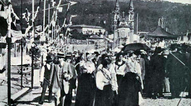 Era o Morais - Festa de São Gualter - Guimarães - 1910