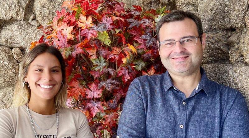 Igor Lopes, jornalista luso-brasileiro vai retratar os bastidores das Festas da Agonia em livro. Mariana Ribeiro, designer