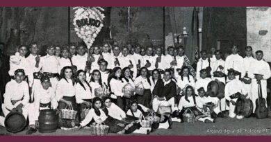 A Festa Vindimária no Coliseu dos Recreios em 1937