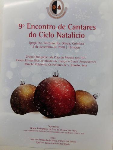9º Encontro de Cantares do Ciclo Natalício
