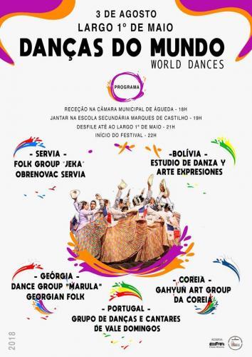 Danças do Mundo - Águeda