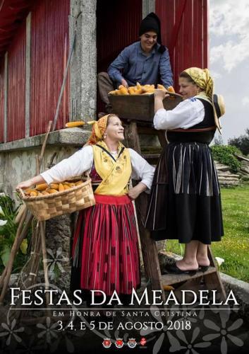 Festas da Meadela - em honra de Santa Cristina