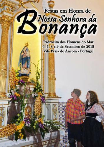 Festas em Honra de Nª Sª da Bonança - Vila Praia de Âncora