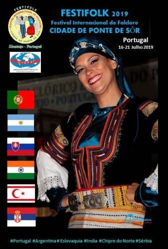 FestiFolk 2019 - Festival Internacional de Folclore Cidade de Ponte de Sôr