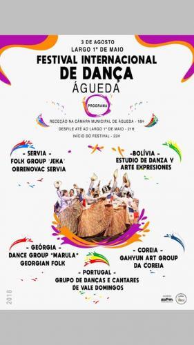 Festival Internacional de Dança - Águeda