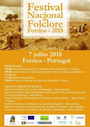Festival Internacional de Folclore - Fortios