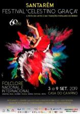Festival Internacional de Folclore Celestino Graça - Santarém 2019