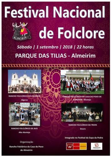 Festival Nacional de Folclore - Almeirim