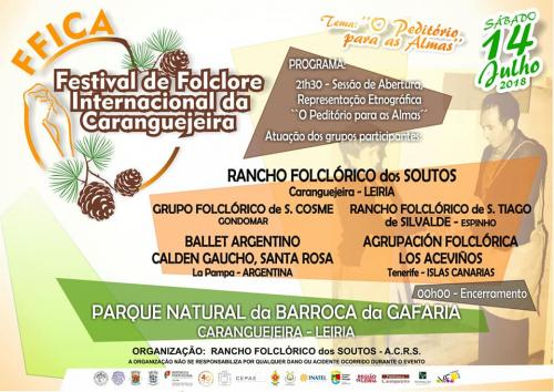 Festival de Folclore Internacional da Caranguejeira