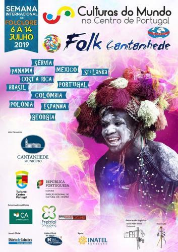 Folk Cantanhede - Culturas do Mundo no Centro de Portugal