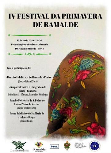 IV Festival de Primavera de Ramalde - Porto