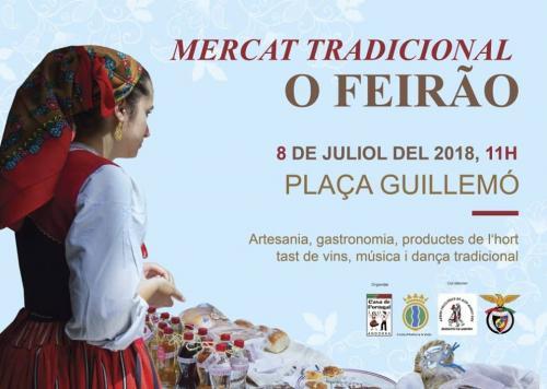 Mercado Tradicional O Feirão - Praça Guillemó - Andorra