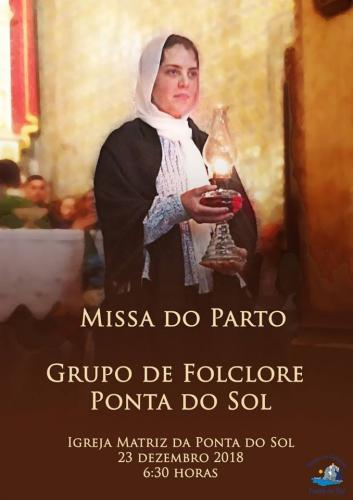 Missa do Parto - Grupo de Folclore Ponta do Sol