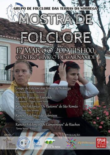 Mostra de Folclore - 17 de Março