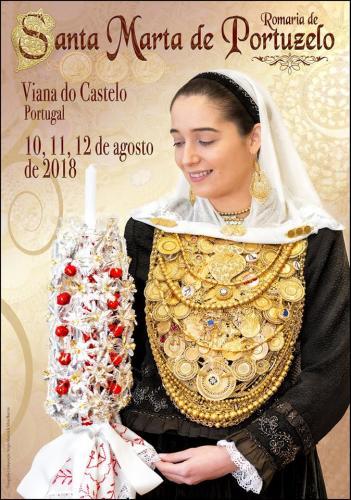 Romaria de Sta Marta de Portuzelo 2018 - Viana do Castelo