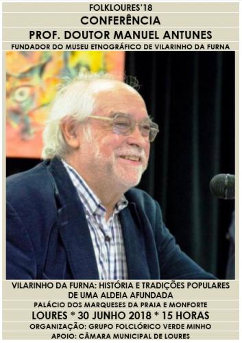 Vilarinho da Furna História e Tradições Populares de uma aldeia afundada - Prof. Doutor Manuel Antunes