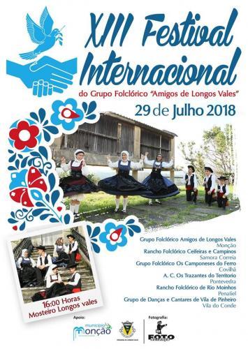 XIII Festival Internacional do Grupo Folclórico Amigos de Longos Vales