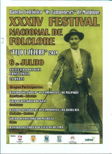 XXXIV Festival Nacional de Folclore (1)