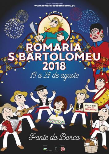 Romaria de São Bartolomeu - Ponte da Barca 2018